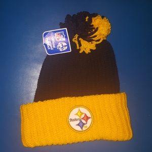 Vtg 70s Steelers Hat